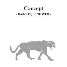 BARCOS J LINEコンセプト